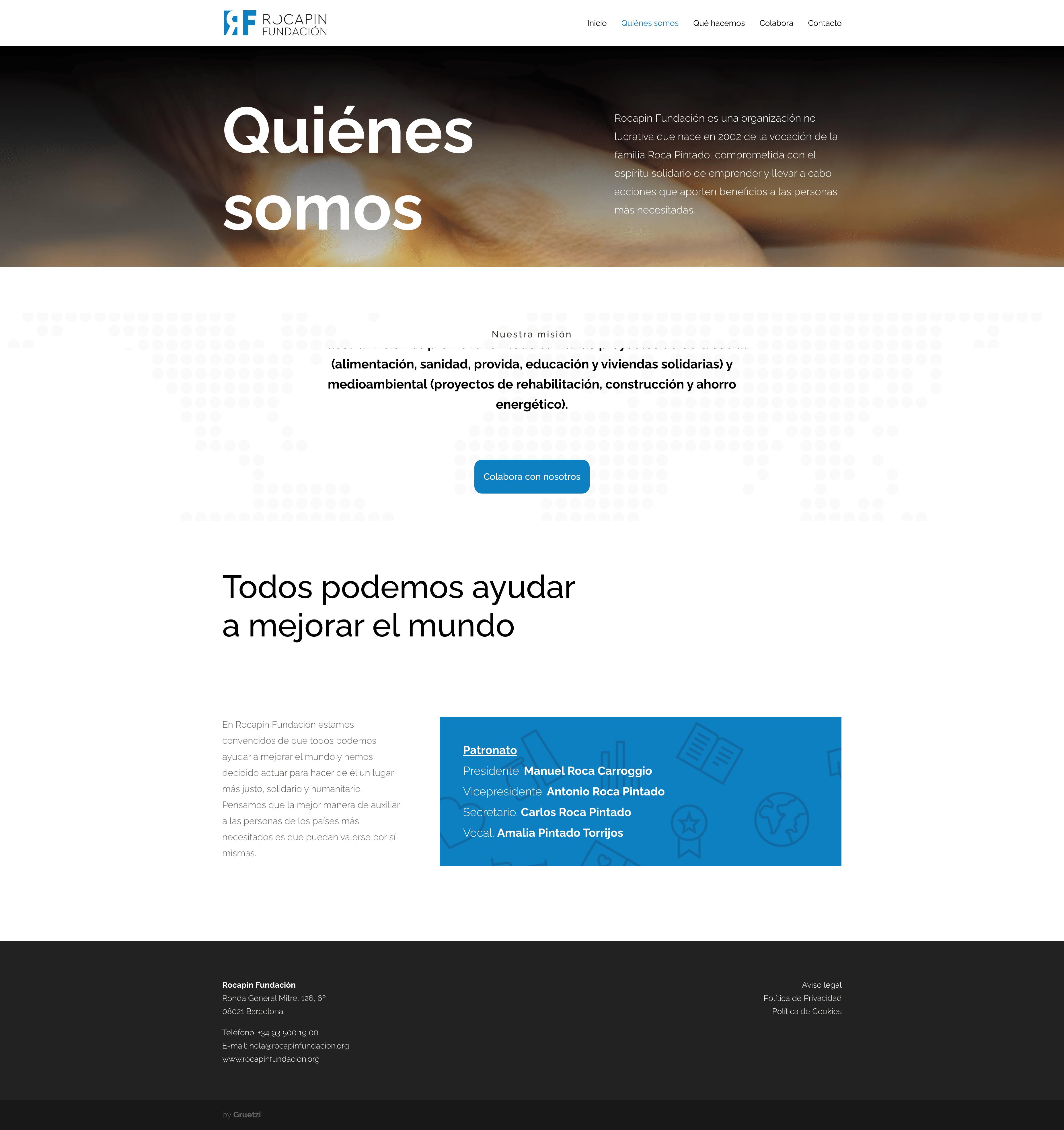 dissenyadors-web-barcelona-rocapin-fundacion-gruetzi